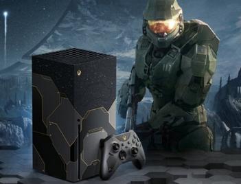 「HALO Infinite」が12月8日に決定!XBOX series X HALOモデルも発売