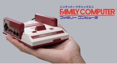 【画像】今話題のミニファミコンのコントローラーがどんだけ小さすぎるか比較画像作ってみたけど少し後悔してる
