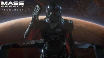 「Mass Effect: Andromeda」 人気シリーズ最新作が本格始動!プレイシーンを含む最新映像が公開