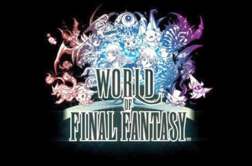 FF新シリーズ新作もキタッ! PS4/PSvita「ワールドオブファイナルファンタジー」 2016年発売決定!!