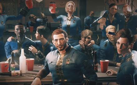 「Fallout 76」オープニングから通しての実機プレイ映像長時間版が海外サイトより公開!(*ネタバレ注意)