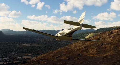"""【驚愕】次世代フライトシミュ「Microsoft Flight Simulator」、ついに""""現実""""とグラフィック比較されてしまう"""
