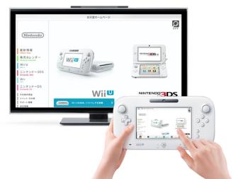 「WiiUインターネットブラウザ」は実はかなり使いやすい