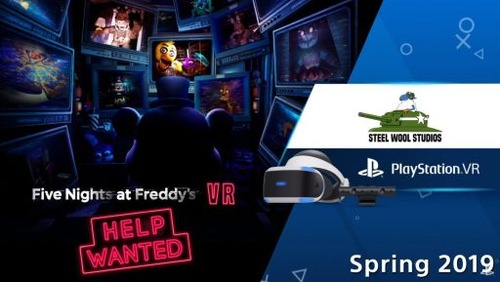 PSVR向けホラーゲームの最新作「Five Nights at Freddy's VR HELP WANTED」発表!【State of Play】