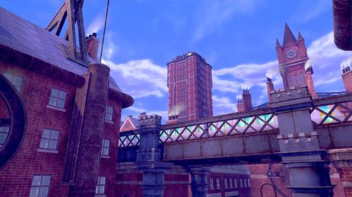 【ポケモン剣盾】ポケモン最新作の街がやばすぎる
