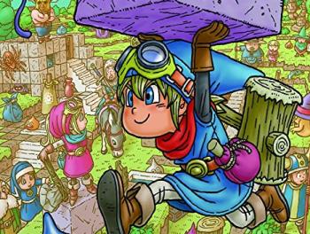 Switch版「ドラゴンクエストビルダーズ」Amazon予約開始!3/1発売でお求めやすい4800円!!