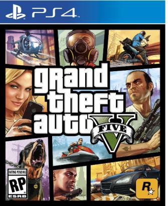 PS4版「GTA V」は50GBもの容量が必要になることが明らかに!サイズデカ過ぎワロタwwwww
