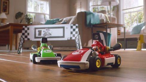 【本日発売】「マリオカート ライブ ホームサーキット」最新作のプレイ動画が公開