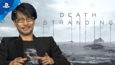 小島監督「質問が多いのでもう一度言います。デスストはステルスゲームではなく、ストランド(繋がりの)ゲームです」