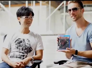 「メタルギアソリッド5:TPP」 小島監督自身が世界のクリエイターを巡る完成報告映像が公開!