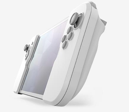 「iPad mini」に装着出来るMFiゲームコントローラーが登場!年内に発売へ・・ちょっとデカくない?