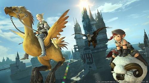 【朗報】覇権MMO「FF14」、明日8/11からフリートライアルの範囲を大幅拡張!蒼天まで無料で遊べる大ボリューム