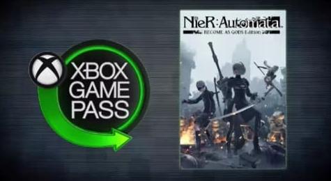 【速報】ニーア、Xbox Game Pass入り!!