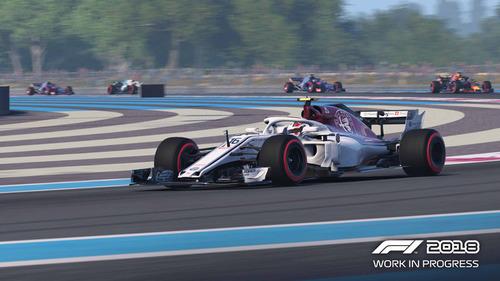 本格レースゲー「F1 2018」がPS4向けに9/20国内発売決定!F1ドライバー シャルル・ルクレールのプレイ映像も公開