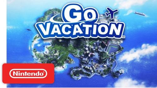 【郎報】Switch「ゴーバケーション(GO VACATION)」期待高まる最新紹介映像が公開!12/27発売、「これは買い」だと話題に!!