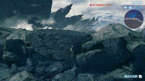 【ゼノブレイド2】聖戦の壁、乗り越える方法わかった!テンペランティア広すぎwwww