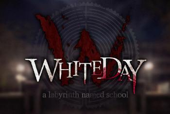 PS4「WHITEDAY 学校という名の迷宮」 夜の学校が舞台のホラーアドベンチャーが6/22発売決定!