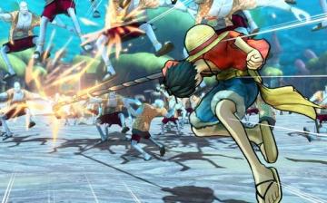 PS3/PS4/PSV 「ワンピース 海賊無双3」 さらにド派手になった戦闘シーンが確認できる最新スクリーンショットが公開!!