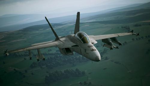 PS4/XB1「エースコンバット7 スカイズ・アンノウン」機体紹介トレーラー『F/A-18F』が公開!