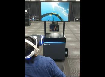 「エースコンバット7」 VRデモ体験映像が公開!視線と動きが完全リンク!!