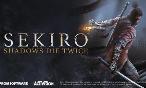 フロムソフトウェア新作『隻狼(SEKIRO: Shadows Die Twice)』とかいう和風ダクソwwww