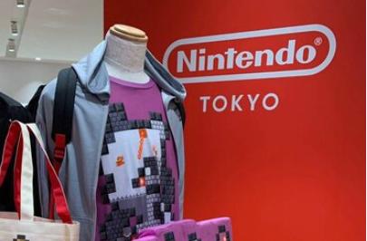 【任天堂オフィシャルストア】3日後にオープンを控えたファンの聖地『Nintendo TOKYO』内覧会レポートが到着!限定Switchも登場!!