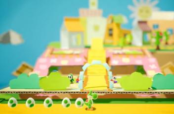 「ヨッシー for Nintendo Switch」 30分超えのE3デモムービーが公開!