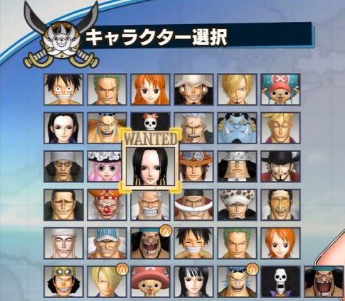 【攻略】 「ワンピース海賊無双」 シャンクス キタ━━━(゜∀゜)━━━ッ!! 現時点 参戦キャラまとめ、PS4/PS3版差異