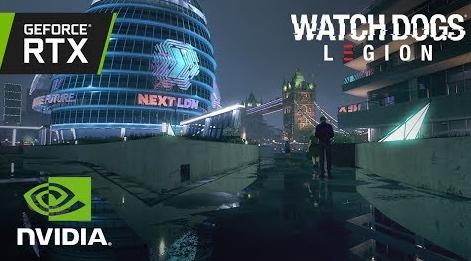 【超美麗】Xbox series X版「ウォッチドッグス レギオン」のレイトレーシングトレーラーが驚愕の美しさと話題に!!