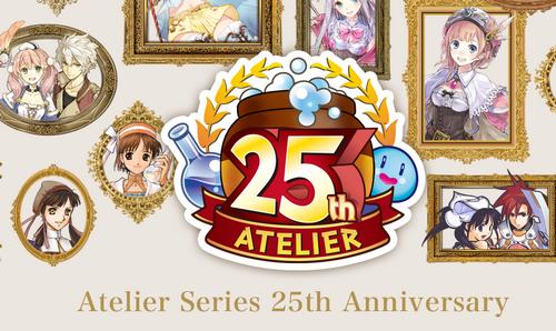 【朗報】アトリエ、2022年に6タイトル発表予定!「25周年記念作品」は10月2日情報解禁