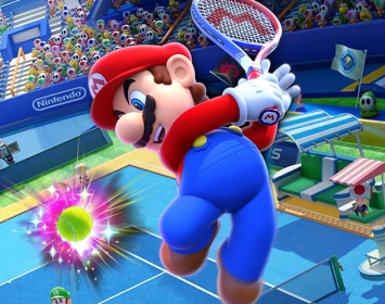Wii U「マリオテニス ウルトラスマッシュ」 発売日が1/28に決定、紹介映像が公開!予約もスタート!!