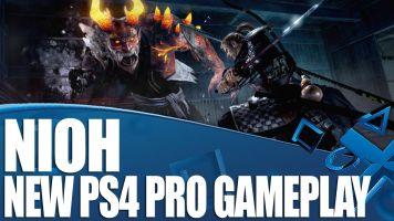 PS4「仁王」 『二俣』ステージプレイ映像が公開!