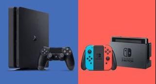 電撃 「Switchがこのままさらに勢いを増すのか、PS4が巻き返しを図るのか、今後の動きに注目したい」