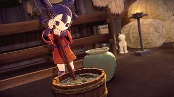 Switch/PS4 「天穂のサクナヒメ」 紹介動画「田起こし」「種籾選別」が公開!