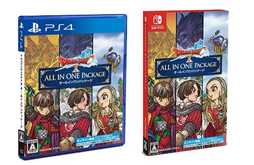 PS4/NS版「ドラゴンクエスト10 オールインワンパッケージ」 予約開始βテスト応募受付もスタート!!