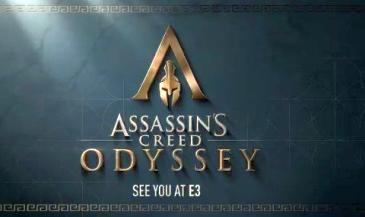 『アサシンクリード オデッセイ(Assassin's Creed Odyssey)』正式発表!舞台は古代ギリシャ、詳細はE3にて