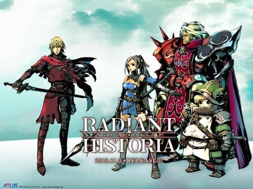 3DS「ラジアントヒストリア パーフェクトクロノロジー」 予約開始!6/29発売、新シナリオ追加のフルリメイク作