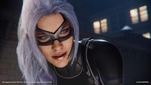 PS4「スパイダーマン」追加DLC第1弾『黒猫の獲物』海外版プレイ映像が公開!