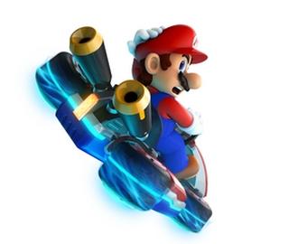 Wii U「マリオカート8」 レースを盛り上げるふたつの新アイテムが判明!!