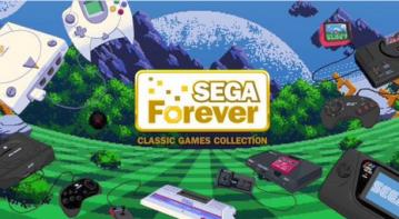 【朗報】懐かしのセガゲームが遊べる「SEGA Forever」はニンテンドースイッチでの展開の可能性も!!