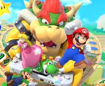 WiiU 「マリオパーティ10」 公式サイトがオープン!!