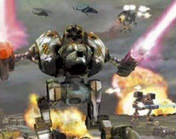 【朗報】 「メックウォーリア5」 Xbox Series X/Sで発売決定!!