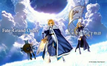 (速報) 「Fate/Grand Order」がスマホ向けに配信決定 キタ━━━━(゜∀゜)━━━━ッ!!