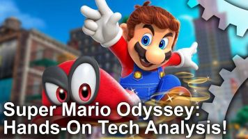 「スーパーマリオ オデッセイ」 E3出展デモプレイ技術分析映像が公開!