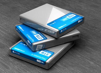 【懸念】PS5のSSDが高価すぎて拡張できずに詰む可能性