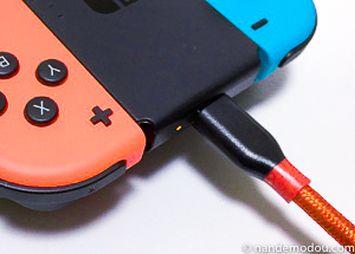 任天堂は何を思って付属のジョイコングリップに充電機能を付けなかったのか