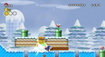 ゲームのツルツル滑る氷ステージwwwwww