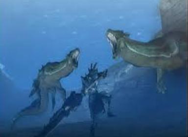 ゲームで水中に潜る時、自分も息止める奴wwww