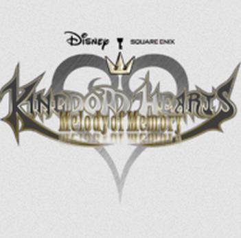 【速報】KH新作「キングダムハーツ メロディ オブ メモリー」タイトルロゴがリークされ話題に