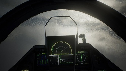【画像】「エースコンバット7」の最新プレイ画像が公開!予想以上にリアルに仕上げてきてるぞ!!